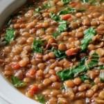 Sopa de lentilhas reduz rico de câncer e infartos, revela estudo