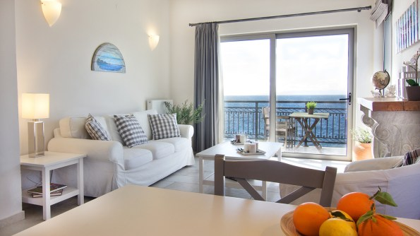 All our apartments have direct sea view