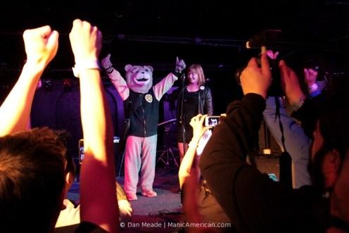 Dan Meade: Keytar Bear Fundraiser