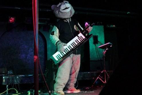 Dan Meade: Keytar Bear