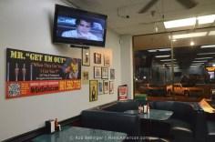 Rob Bellinger: Interior, A&R Bar-B-Que, Hickory Hill