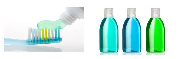Osnovni komplet za održavanje oralne higijene