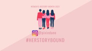 #HerStoryBound 2021 @ Instagram