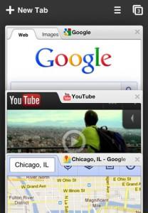やっとiOS用のGoogle Chromeが登場してくれました!!