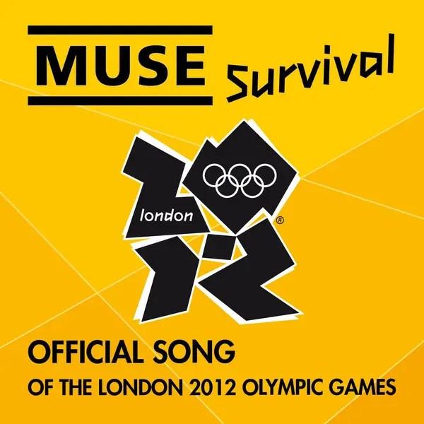 Museの新曲「Survival」は、2012年ロンドンオリンピックの公式テーマソング
