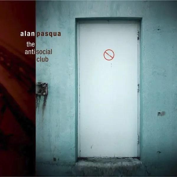 アラン・パスクァ・トリオ「The Antisocial Club」