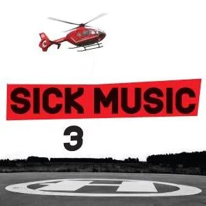 Hospital Records 人気コンピ第3弾「SICK MUSIC 3」が2012年11月26日発売になり iTunes では先行予約注文受付中