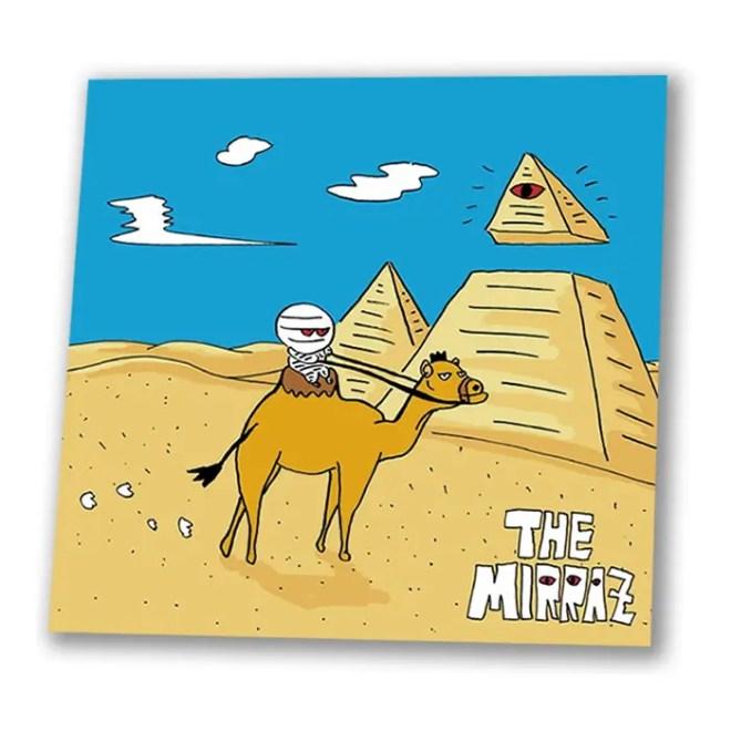 The Mirraz の新作『選ばれてここに来たんじゃなく、選んでここに来たんだ』が2013年2月13日に発売される