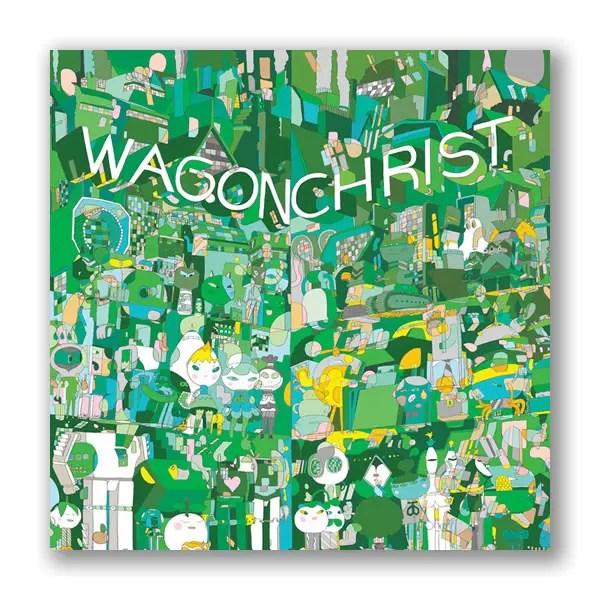 Wagon Christ『Toomorrow』(2011年作品)【オススメCD】