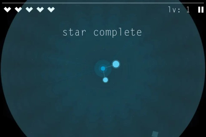 infinite | 美しくておもしろい! 衛星をあつめて星を成長させるゲーム【オススメApp】