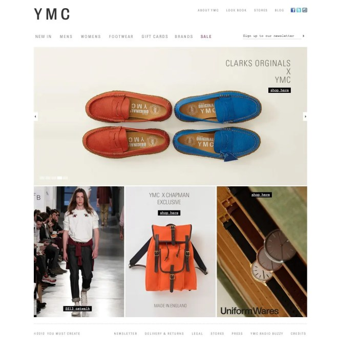 You Must Create YMC
