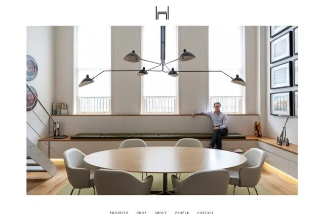 Daniel Hopwood Architectural and Interior Design London UK