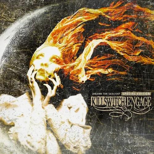 Killswitch Engage 4年振りの新作『Disarm the Descent』が4月3日発売
