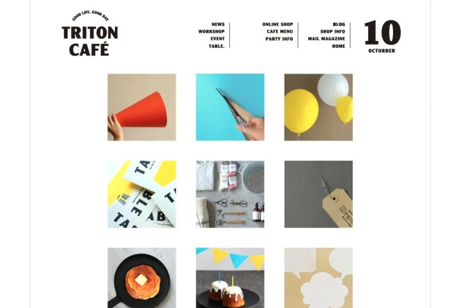 神戸・三宮 トリトンカフェ|ランチ・雑貨・ライブなどイベント・二次会も多数開催