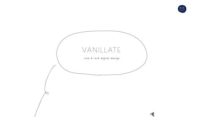 バニレートデザイン事務所   vanillate design office   wordpressカスタマイズ colormeshop ホームページ制作
