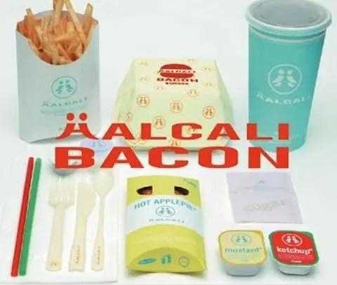 HALCALI「ハルカリベーコン」   Dj Fumiyaプロデュースの脱力系ガールズユニット (2003年作品)