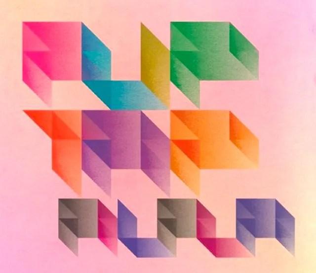 FilFla - FlipTap | メランコリックな電子サウンドが可愛い作品 (2012)