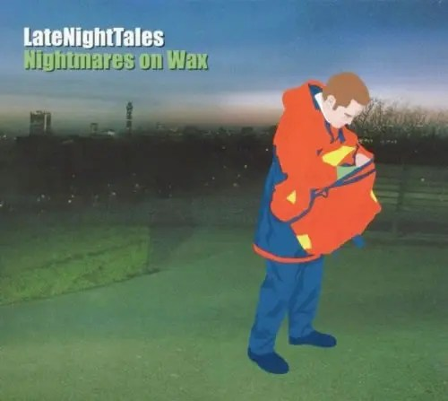 人気おしゃれコンピシリーズのNightmare On Waxミックス V.A. / Late Night Tales (Nightmares On Wax) (2003)