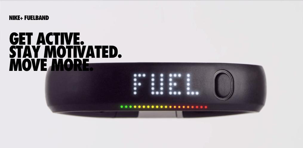 Nike+ FuelBand 米国で人気爆発ナイキの最新スマートウォッチ知られざる凄い機能