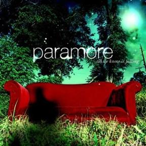 パラモアの有名なデビュー作 Paramore『All We Know Is Falling』(2005年作品)