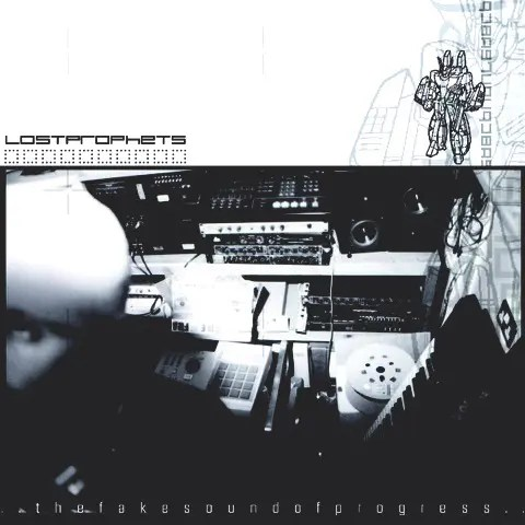 Lostprophets オシャレでヘヴィでエモいデビュー作『The Fake Sound Of Progress』(2000年作品)