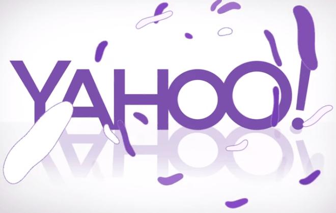 米Yahoo!社が公式発表に先駆けて30日間毎日新しいロゴを提案するキャンペーン動画