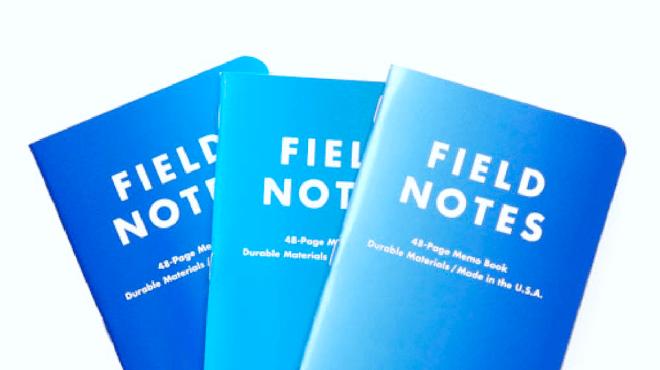 FIELD NOTE 冬限定モデル「COLD HORIZON」が発売中