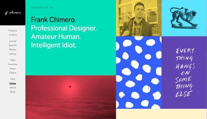 Frank Chimero – Quilt