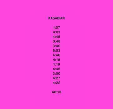 Kasabian - 48 13 2