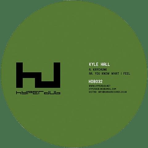Kyle Hall - Kaychunk / You Know How I Feel EP (2010)