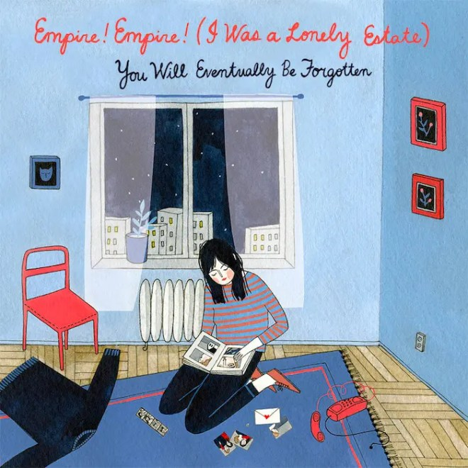 Empire! Empire! (I Was a Lonely Estate) 新作『You Will Eventually Be Forgotten』8月19日発売 (2014)