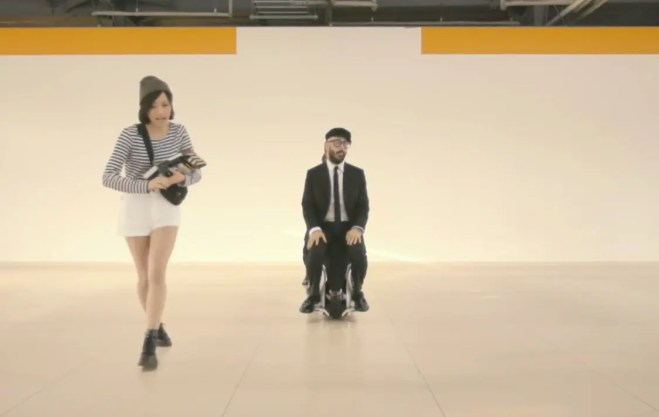 Perfumeも出演、すでに200万回再生!OK Go最新MV「I Won't Let You Down」