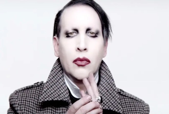 Marilyn Manson - Deep Six 1