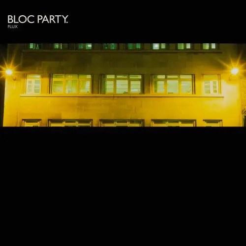 Bloc Party 特撮ヒーローものMVが印象的な名曲『Flux』EP (2007)