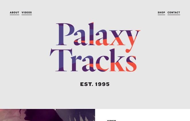 Wilderness  the new album by Palaxy Tracks
