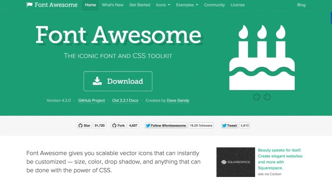 Font Awesome  the iconic font and CSS toolkit