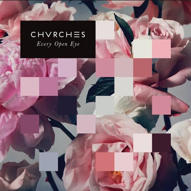 チャーチズ (CHVRCHES) 新作『Every Open Eye』9月25日発売!