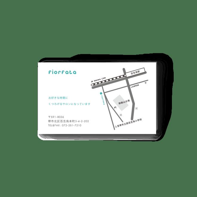 fiorfata Business Card