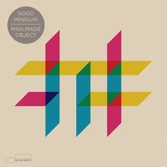 Go Go Penguin - Man Made Object (2016)