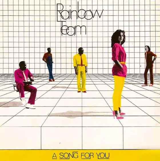 Rainbow Team - A Song for You (1982)