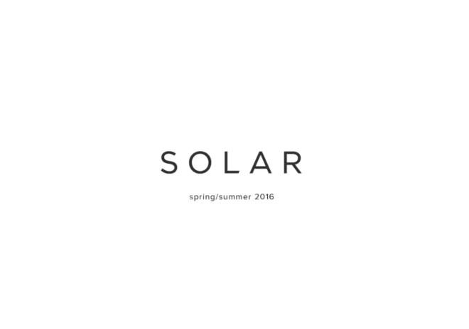 Solar SS16