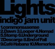 indigo jam unit - Lights