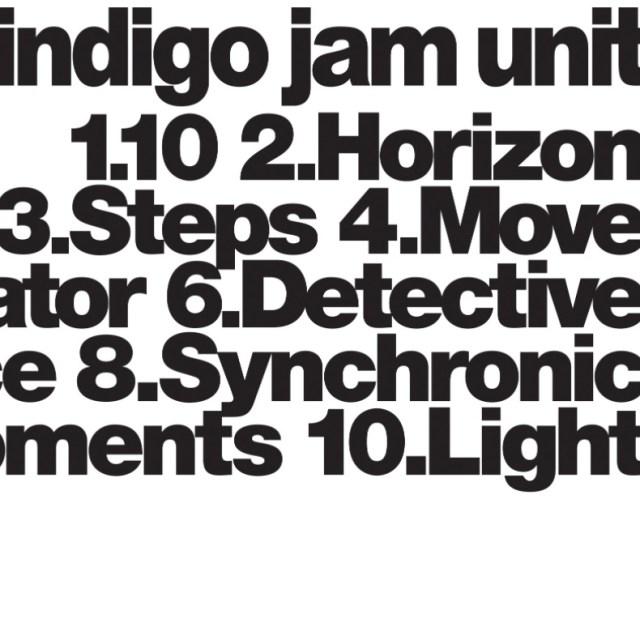 indigo jam unit - indigo jam unit (2014)