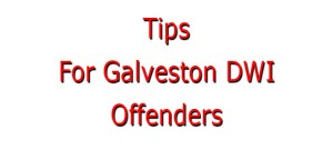 Galveston DWI Resources