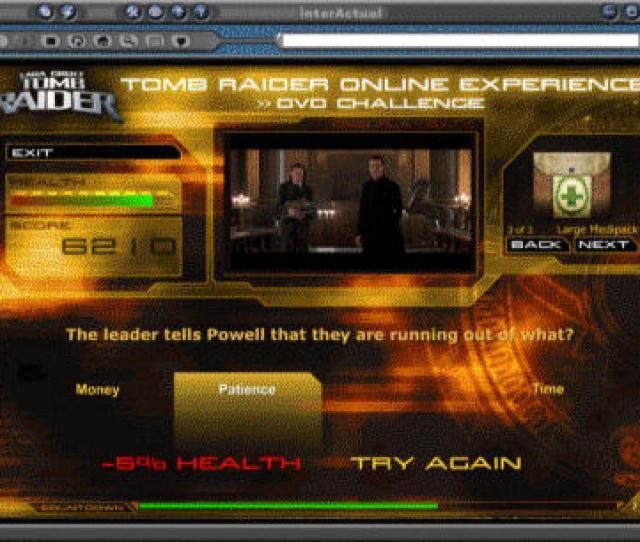Enhanced Dvd Interactual Player