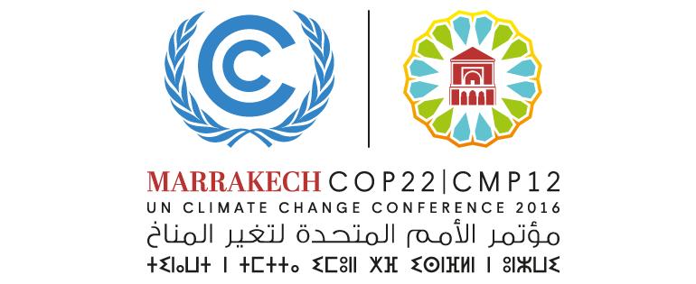 cop22 climate change logo
