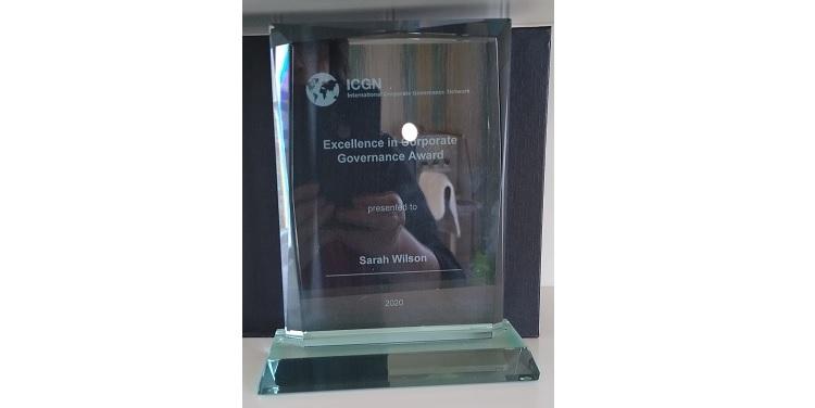 Minerva wins top industry award