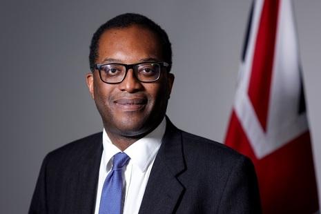 Secretary for State Kwasi Kwarteng
