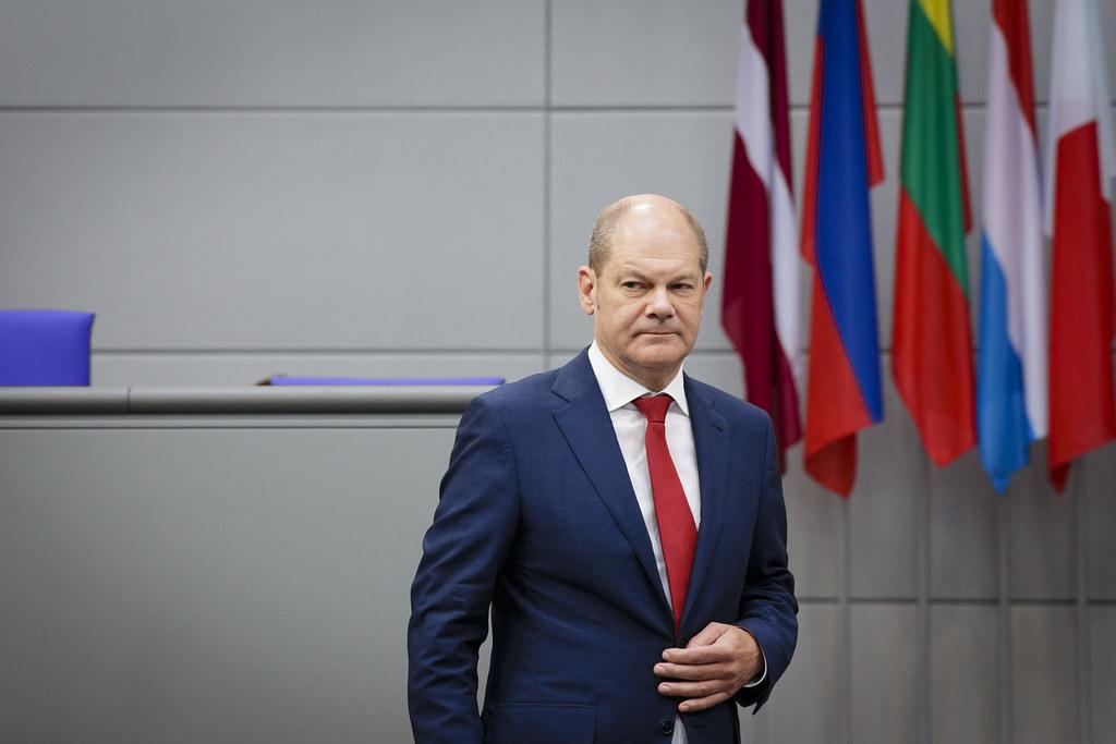 Germany Finance Minister