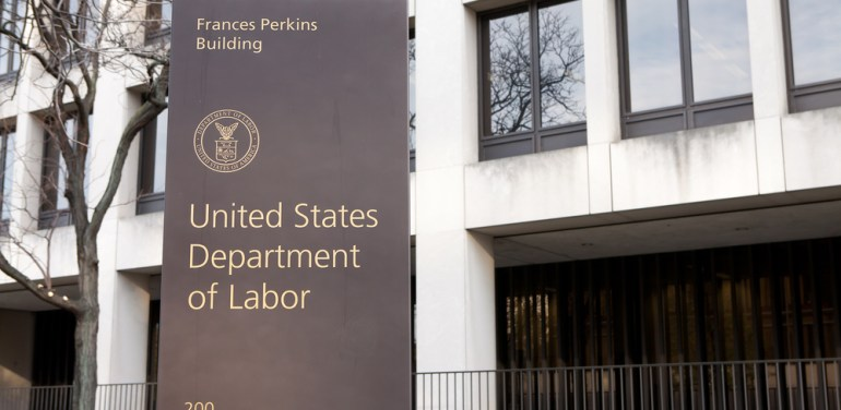 DoL, Department of Labor